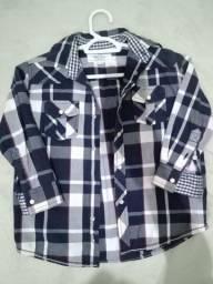 Camisas juninas infantis