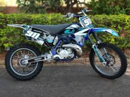 Yamaha WR 250 2T