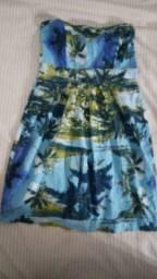 Vestido praiano tamanho P