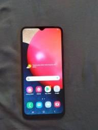 Samsung A02s red 32 gb 3 Ram