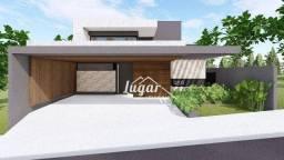 Casa com 3 dormitórios à venda por R$ 1.300.000,00 - Parque das Esmeraldas II - Marília/SP