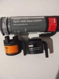 Estação Usb Ótica Hobo+registrador De Dados Hobo Pendant G