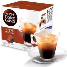 Kit 06 Caixas Nescafé Dolce Gusto Café Matinal Val. 01/04/21