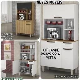 Kit Cozinha Jaspe