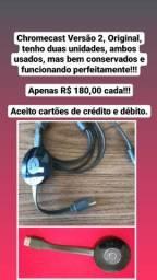 Chromecast Versão 2