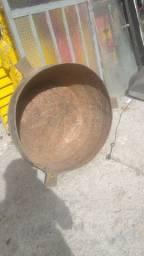 Tacho de cobre 750 reais vale 1.500
