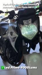 Led Prime 9000 Lumens Fazer