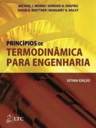 Princípios de Termodinamica para Engenharia