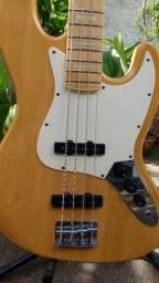 Baixo Sx jazz bass vgt series regulado e blindado!!!