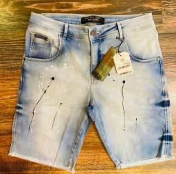 Bermuda Jeans premium Atacado