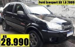 Título do anúncio: Ford Ecosport Xlt 1.6 2009