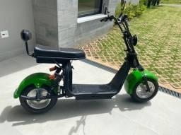 Moto Elétrica S6 Gloov -Semi nova -Ano 2020