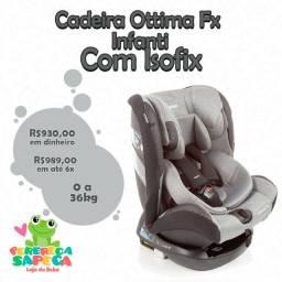Título do anúncio: Cadeira Ottima Fx Infanti com Isofix