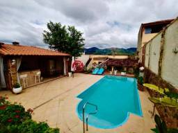 Título do anúncio: Casa 4 Quartos com suíte, piscina, ducha, pomar e área gourmet completa