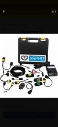 Scanner automotivo Napro