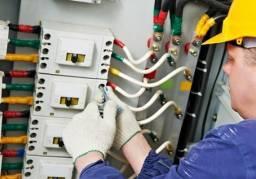 Eletricista Montagem inclusa e Todos os Materiais Instalação e Pedido de Relógio Light