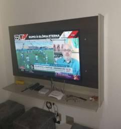 Painel de tv bem conservado