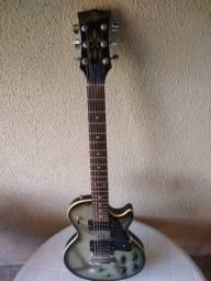 Guitarra Les Paul Golden Custom