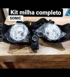 Kit Milha Sonic Completo