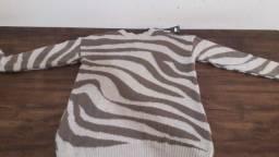 Blusão de lã Tam. G