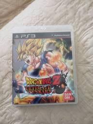 Jogo Dragon Ball Z Ultimate Tenkaichi