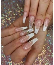 Aprenda a fazer unhas em fibra de vidro