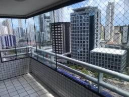 Apartamento para venda tem 130 metros quadrados com 4 quartos em Boa Viagem - Recife - PE