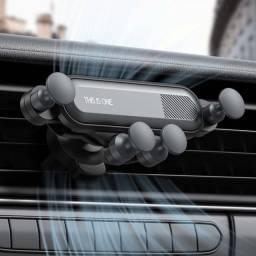 Título do anúncio: Queima de Estoque - Suporte Veicular Celular Saída De Ar Carro Automotivo Gps