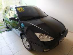 Focus 1.6, 8v, ano 2008, GNV, Completo