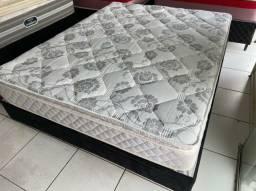 cama box queen size - Splendore - entrego