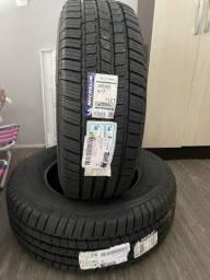 2 Pneu Michelin 265/65 R17 X LT A/S 112T
