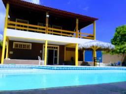 Casa de Praia 12 suítes Piscina WI-FI