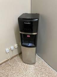 Bebedouro esmaltec água quente, natural e gelada. R$ 550,00