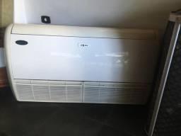 Ar condicionado Split piso teto Carrier 36000Btus