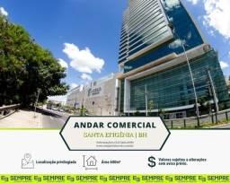 Título do anúncio: Andar Corporativo para alugar, 600 m² - Santa Efigênia - Belo Horizonte/MG