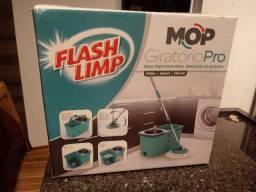Esfregão Mop Giratório Pro Flash Limp