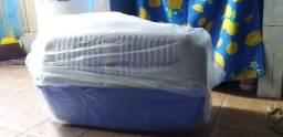 Caixa de transporte Gulliver Azul n°3