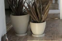Vaso De Planta Cônico 40 cm