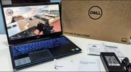 Notebook Gamer Dell G3 - Core i5 (9 geração) - Placa de Video GTX 1050 3gb - SSD 256GB