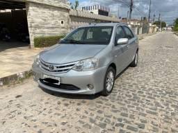 Título do anúncio: Etios XS Sedan 1.5 2013/2013 completo