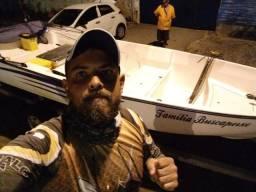 Pescaria Embarcada na Baía da Guanabara
