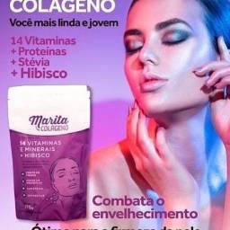 Colágeno Marita hidrolisado, e mais 14 vitaminas e minerais