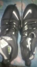 Nike free flyknit cano medio novo
