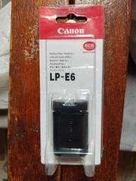 Título do anúncio: Bateria Canon LP-E6