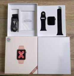 Relógio Ultra Watch B59 - Multifunções Digitais - disponível na cor rosa