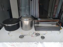 Vendo utensílios para lanchonete ou fábrica de salgados