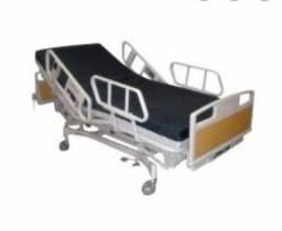Cama hospitalar elétrica com 6 movimento da Hill ron