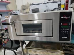 Forno para pizza e de Convecção Elétricos - Skymsen/G.paniz - Produto NOVO - Vix