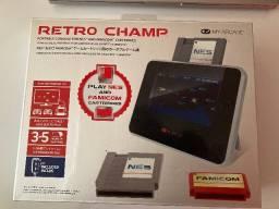 Título do anúncio: Console Portátil Retro Champ Nintendinho Nes Famicom