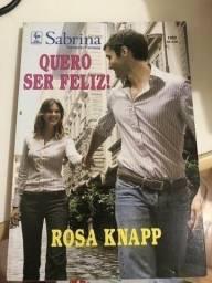 Livro - quero ser feliz
